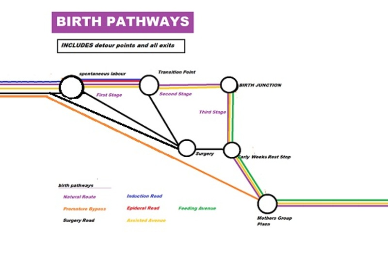 birth pathways