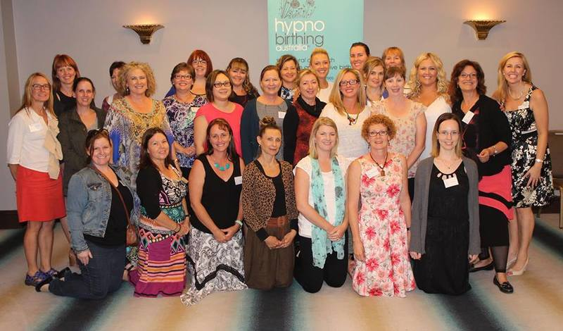 Group  - Holiday - Sprout family style. Part 2 - Hypnobirthing Australia Conference day!