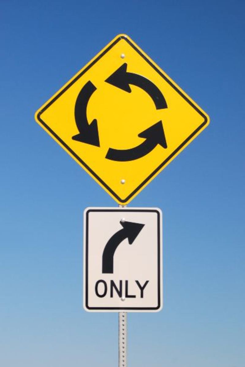 signpost confusion