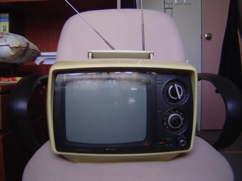 T  - Gratitude challenge: T is for Television